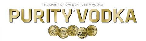 Banner Purity Vodka - 480x135