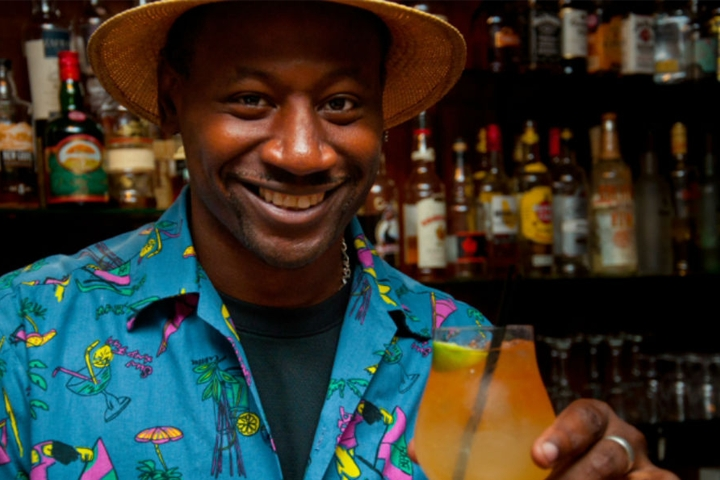 "Aloha!...and what's new? ""Edu-tainer"" Ian Burrell"